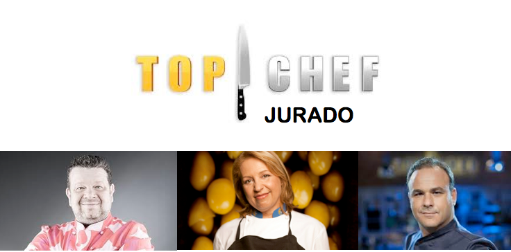 Jurado Top Chef España 2013