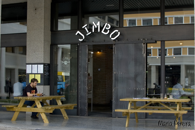 Jimbo Smokehouse Madrid: Costillas y Bourbon