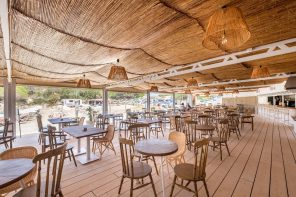 Noray Beach Club: Gastronomía en Ibiza